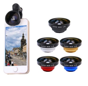 04X Super Wide Angle Phone Lens