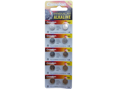 Button Battery AG9