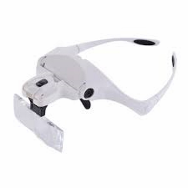 Deluxe Head Band Magnifier