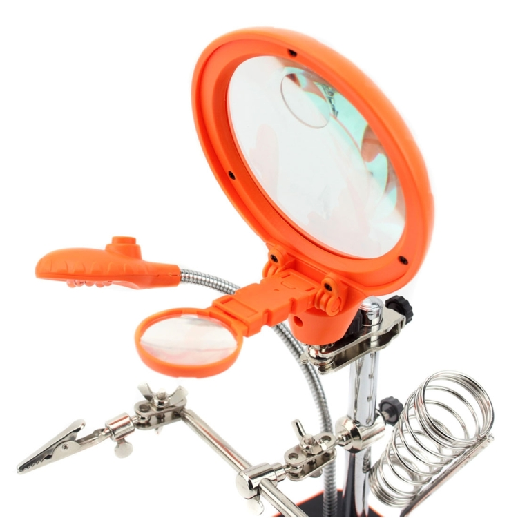 Helping Hand Magnifier Delux 02