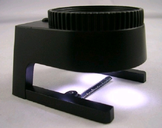 High Power Inspection Magnifier 15X LED