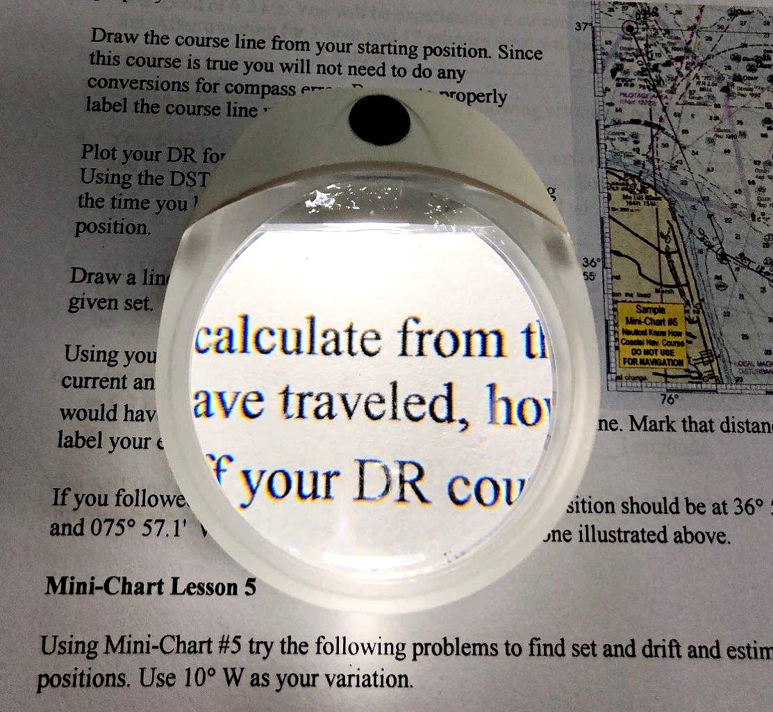 10X Dome Magnifier Illuminated
