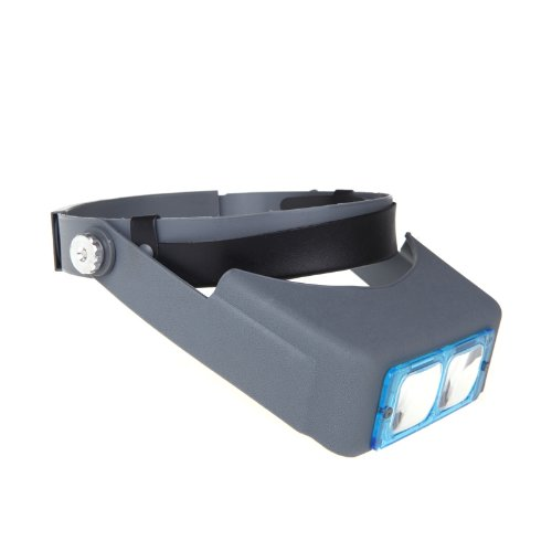 Heavy Duty Head Band Magnifier