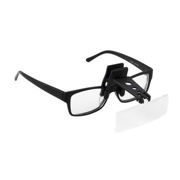 Spectacle Clip On Magnifier