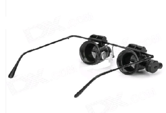20X LED Eyeglass Spectacles