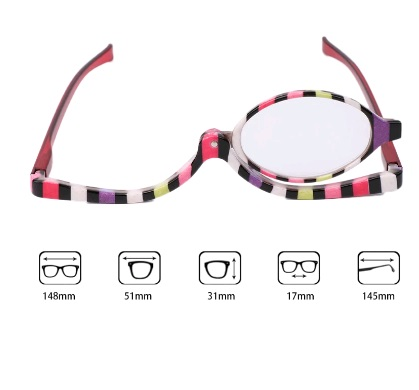 Make Up Glasses 3