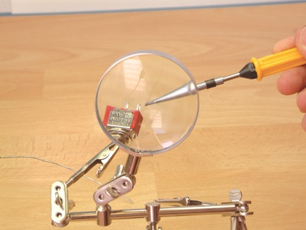 Helping Hand Magnifier 0