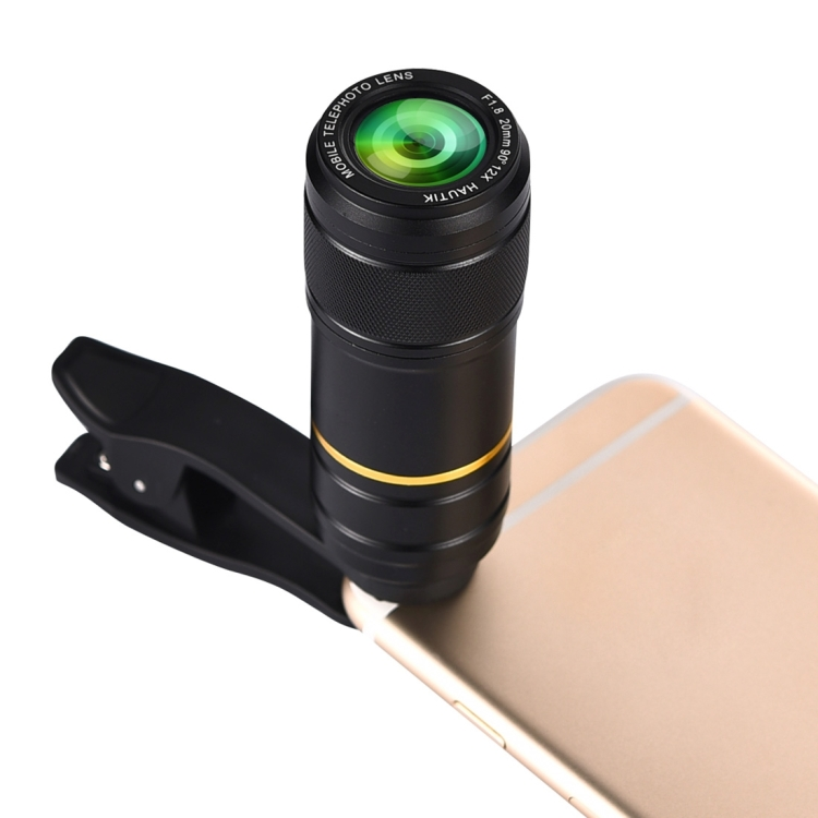 12X Telephoto Lens For Mobile Phones