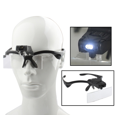 LED Spectacle Magnifier