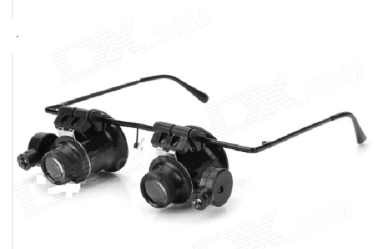 20X LED Eyeglass Spectacle