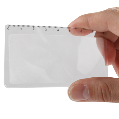 Credit Card Size Magnifier (2)