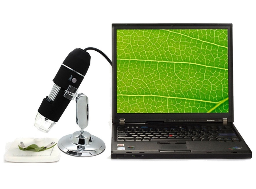 Portable Video Microscope 20 400X 01