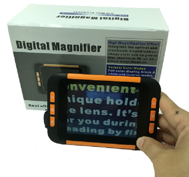 AMAX 35 Digital Magnifier 02
