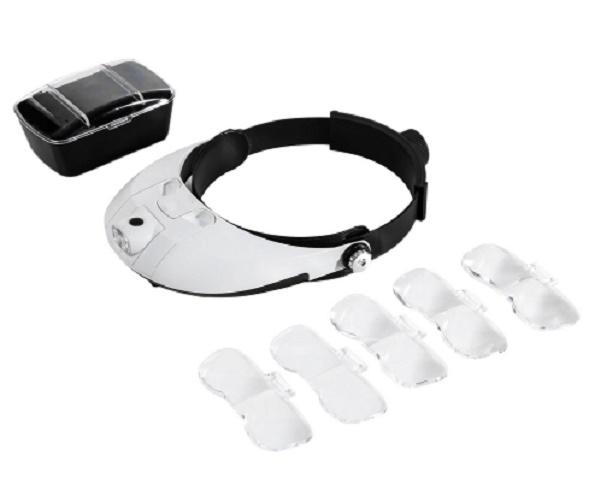 Head Band Magnifier