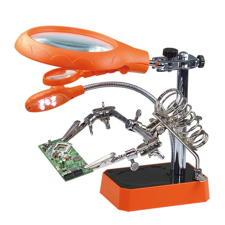 Helping Hand Magnifier Delux