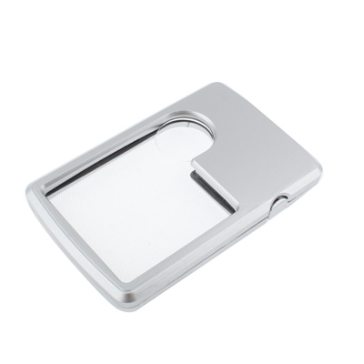 Credit Card LED Magnifier