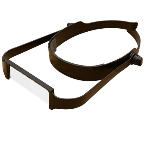 Head Band Magnifier Glass Lens