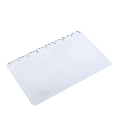Credit Card Size Magnifier 4