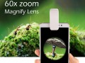 60X Mobile Phone Microscope